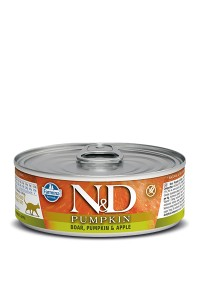 N&D Pumpkin Boar & Apple 12 x 0,80g