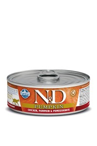 N&D Pumpkin Chicken & Pomegranate 12 x 0,80g