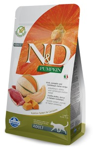 N&D Pumpkin Duck & Cantalupe Adult 10KG