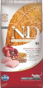N&D Ancestral Cat Chicken and Pomegranate 10kg